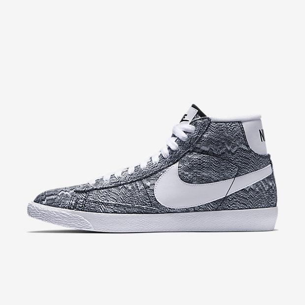 Low Resolution Nike Blazer Mid Premium Vintage 男子运动鞋