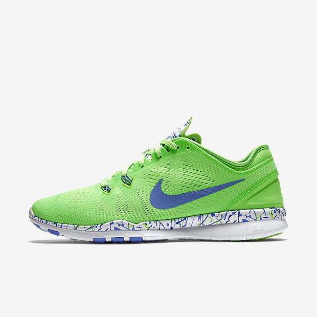 Nike Free TR 5 Print treningssko for dame