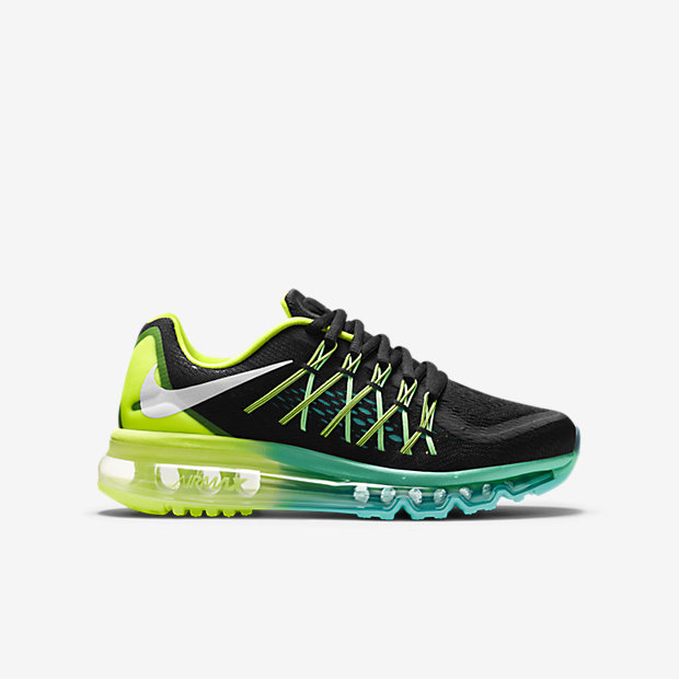 Low Resolution Nike Air Max 2015 男孩跑步童鞋