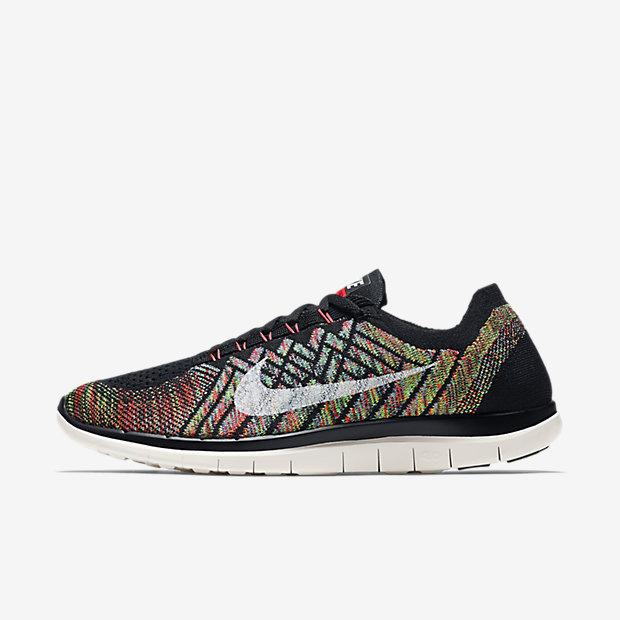 Low Resolution Nike Free 4.0 Flyknit 男子跑步鞋