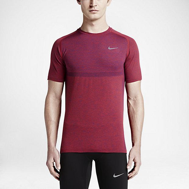 Low Resolution Nike Dri-FIT Knit 男子跑步T恤