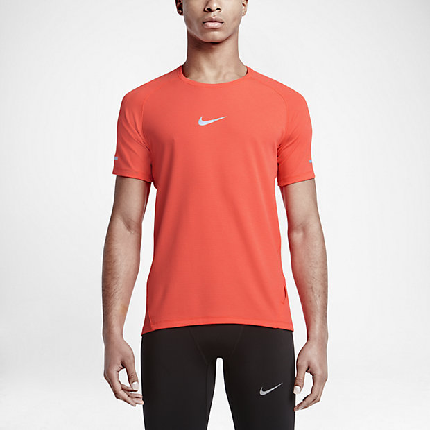 ... Nike AeroReact Men's Running Top