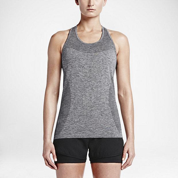 ... Nike Dri-FIT Knit Women's Running Tank Top