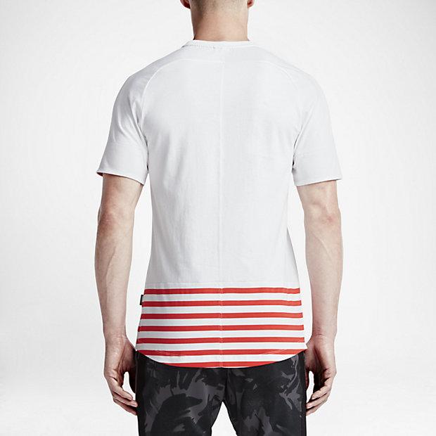 nike f.c t shirt weiss