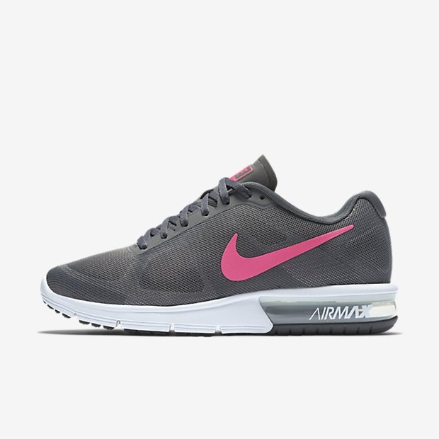 chaussure de running nike air max sequent pour femme