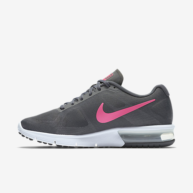 sale retailer 6c067 3cf86 ... Chaussure de running Nike Air Max Sequent pour Femme