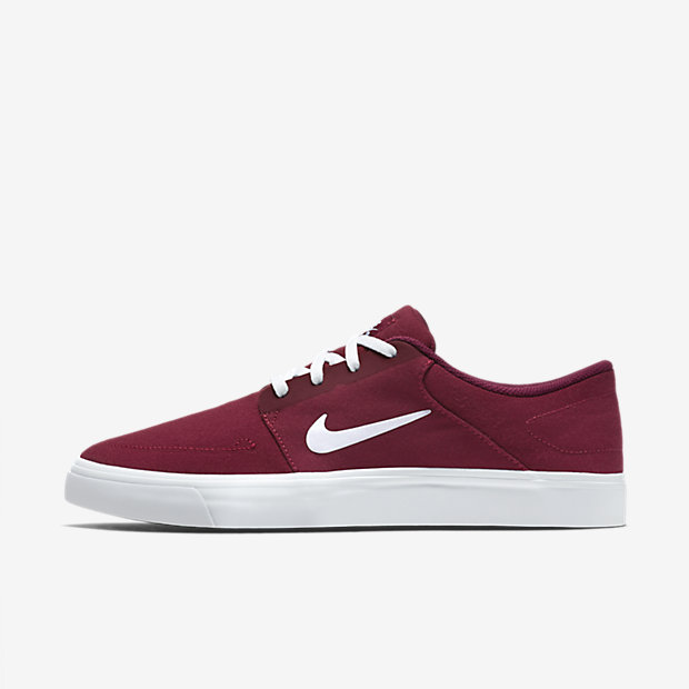 Low Resolution Nike SB Portmore CNVS 男子滑板鞋