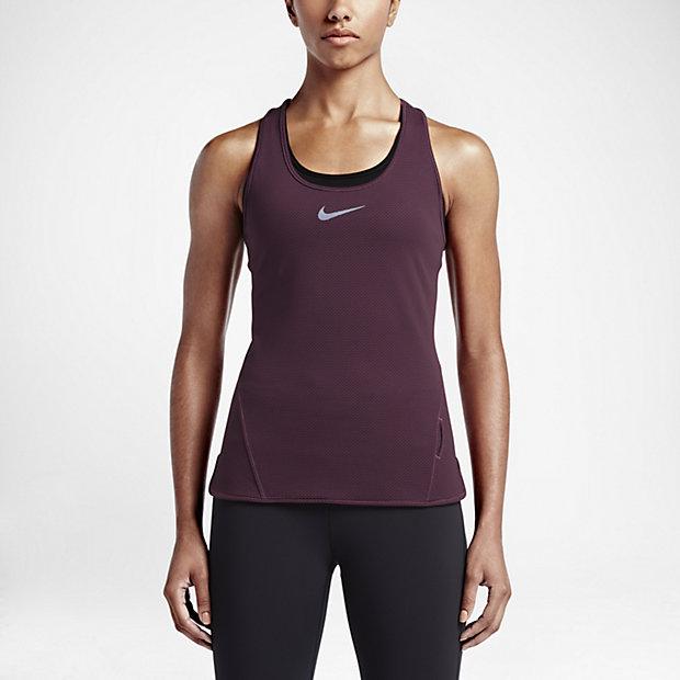 Low Resolution Nike AeroReact Women's Running Tank Nike AeroReact Women's  Running Tank