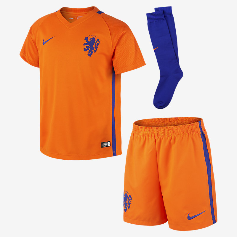 2016 Netherlands Stadium Home