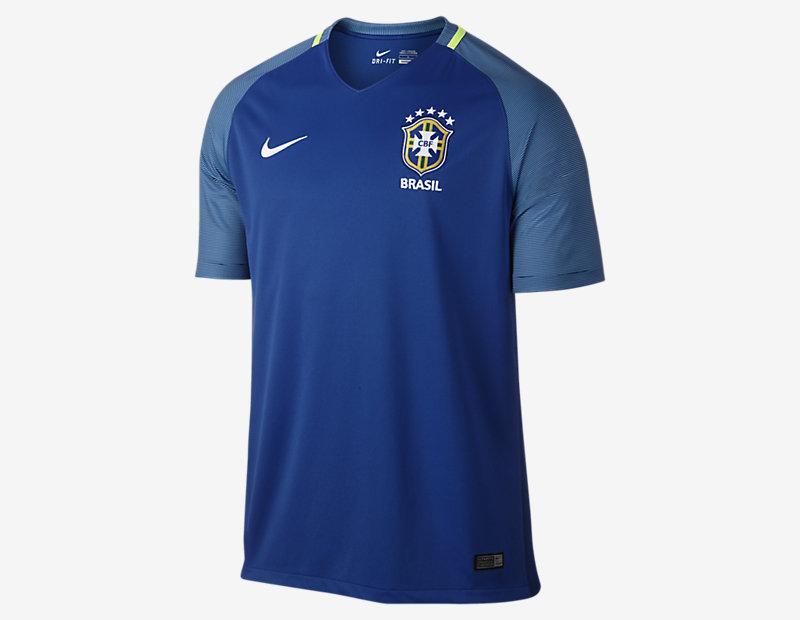 2016 Brazil CBF Stadium Away