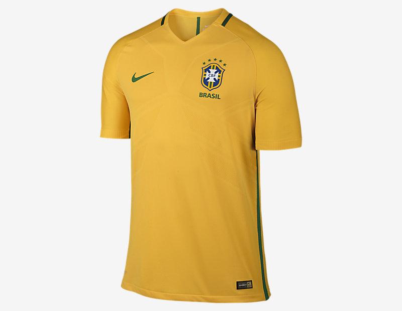 2016 Brazil CBF Match Home