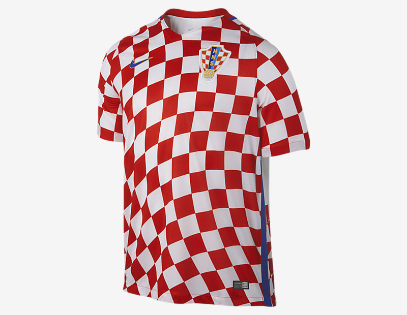 2016 Croatia Stadium Home