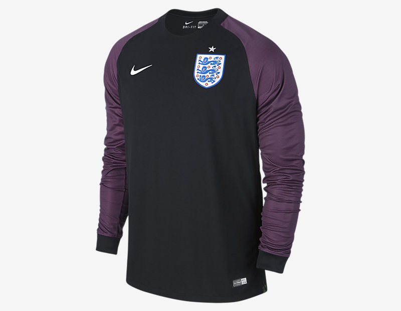 2016 England Stadium Goalkeeper