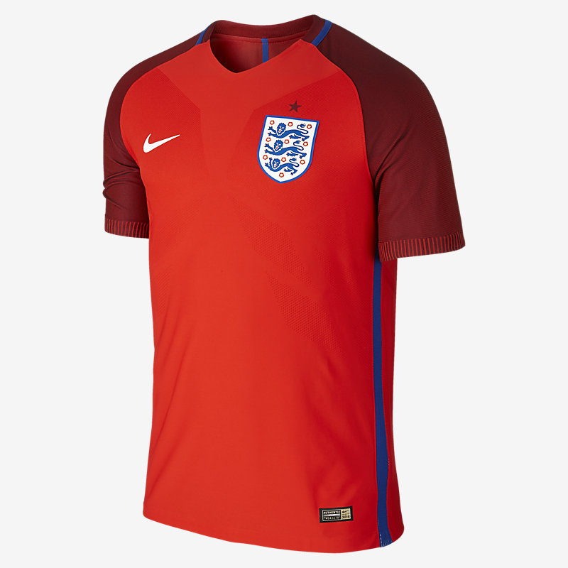 2016 England Vapor Match Away