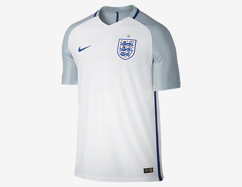 2016 England Vapor Match Home