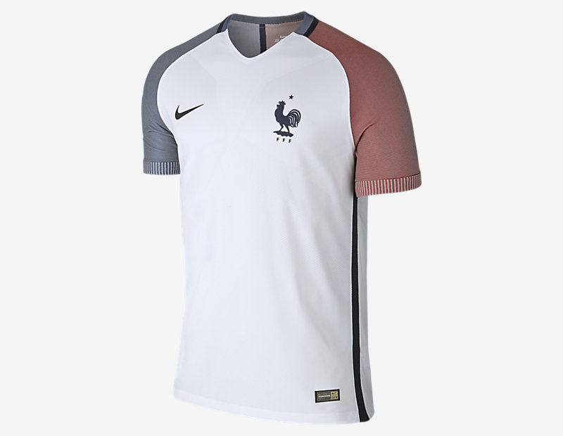 2016 France Vapor Match Away