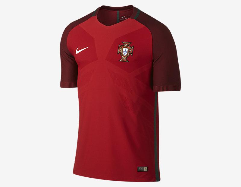 Nike Portugal Vapor Match Home