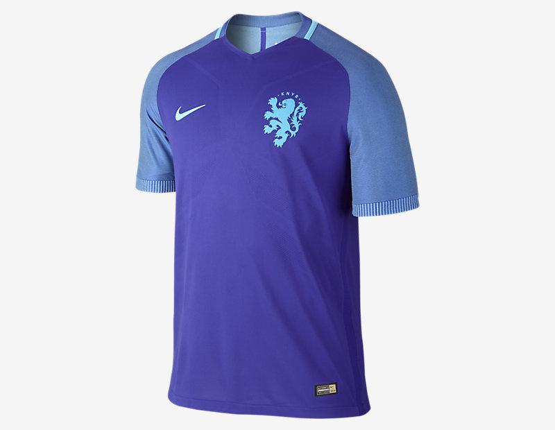 2016 Netherlands Vapor Match Away