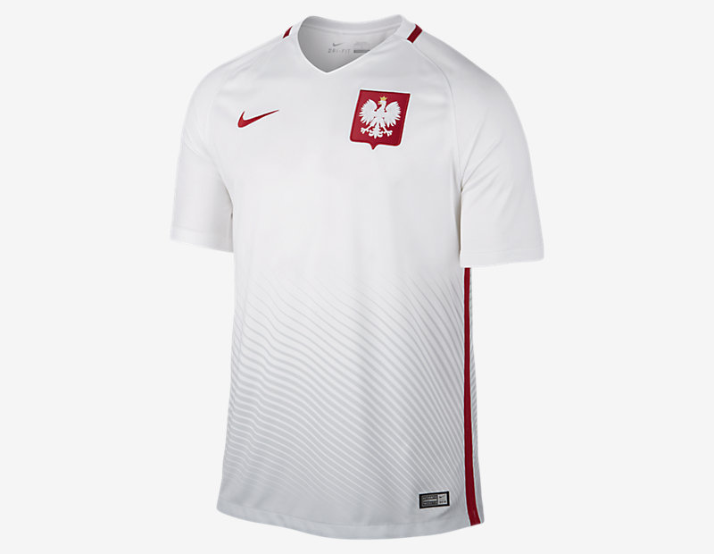 2016 Poland Stadium Home