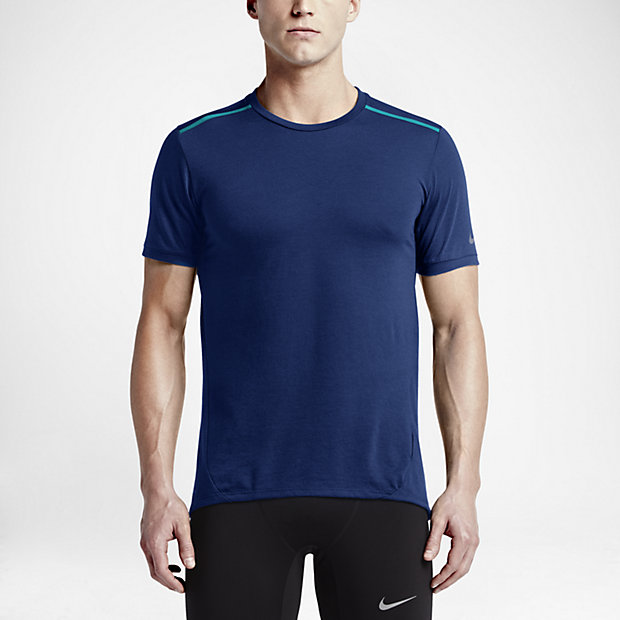 Low Resolution Nike Dri-FIT Cool Tailwind 男子跑步T恤