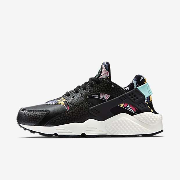 Low Resolution Nike Air Huarache Run Print 女子运动鞋