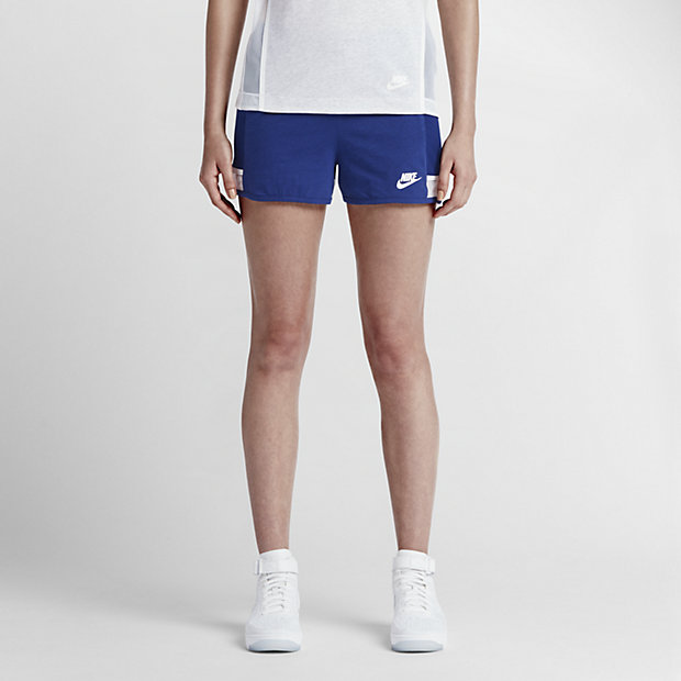 Low Resolution Nike Bonded 女子短裤