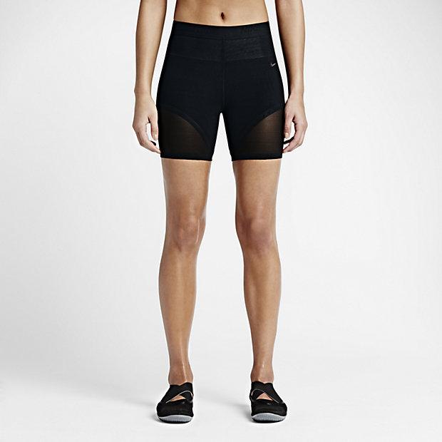 Low Resolution Nike Dual Sculpture 女子训练系列自行车运动短裤