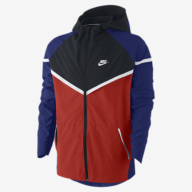 Low Resolution Nike Tech Windrunner 男子夹克