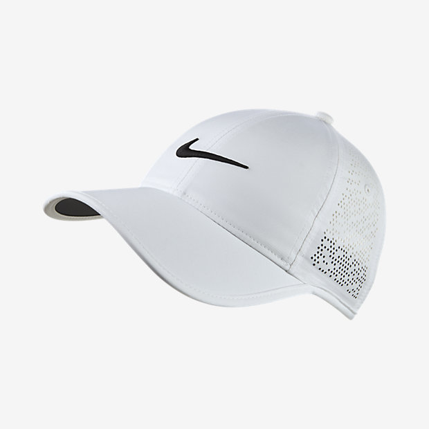 nike perforated s adjustable golf hat nike