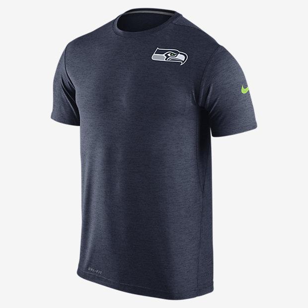 Low Resolution Nike Dri-FIT Touch (NFL Seahawks) Camiseta de entrenamiento - Hombre