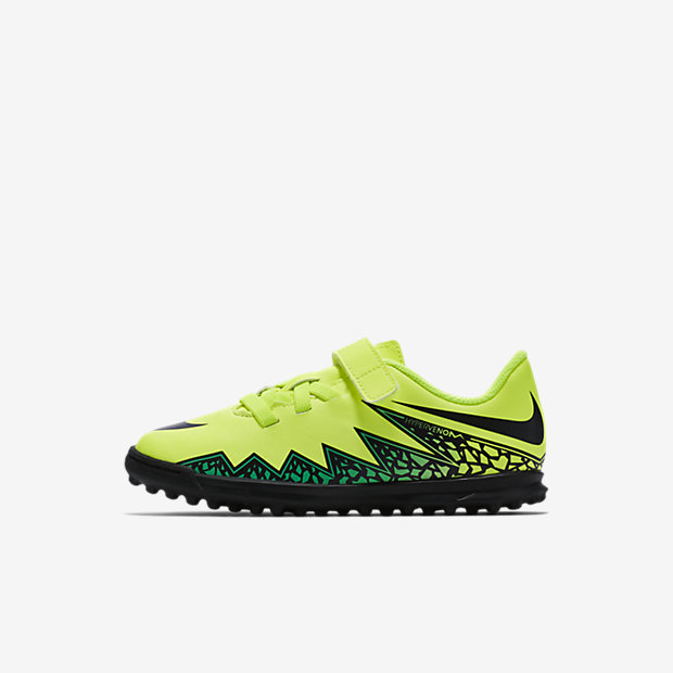 Low Resolution Nike JR Hypervenom Phade II (V) TF 毒锋系列幼童人造场地足球童鞋