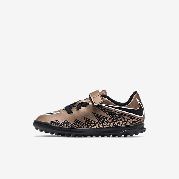 Low Resolution Nike JR Hypervenom Phade II (V) TF 毒锋系列幼童人造场地足球童鞋