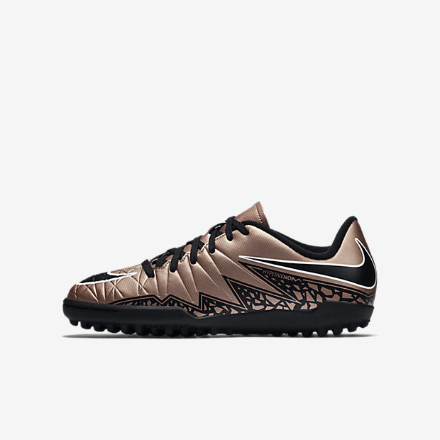 Low Resolution Nike JR Hypervenom Phelon II TF 毒锋系列儿童人造场地足球童鞋
