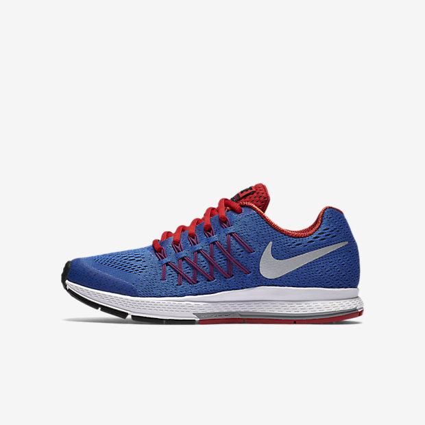 Chaussure de running pour Jeune enfant/Enfant plus âgé (32-40). Nike Air  Zoom Pegasus 32