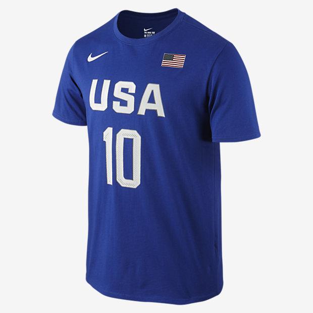 Low Resolution USAB Nike 男子T恤