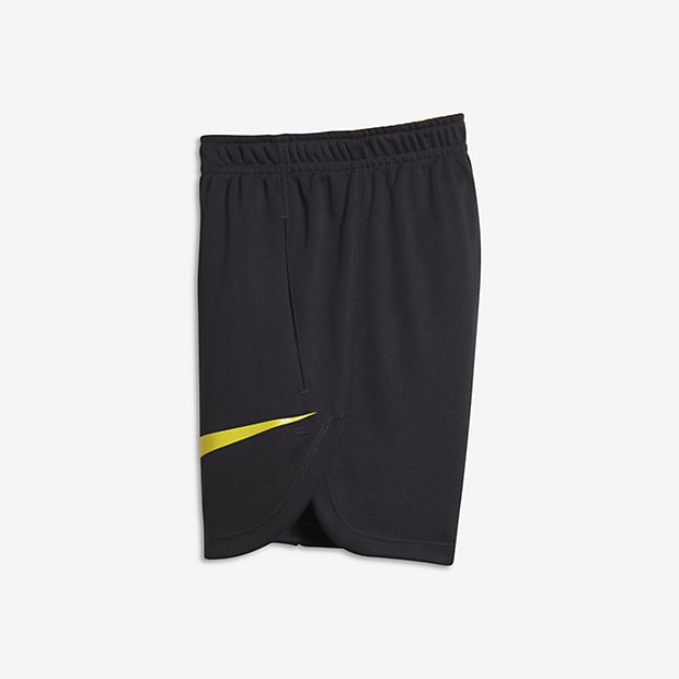 Nike Dri-Fit Vent Graphic Infant Boys' Shorts Anthracite