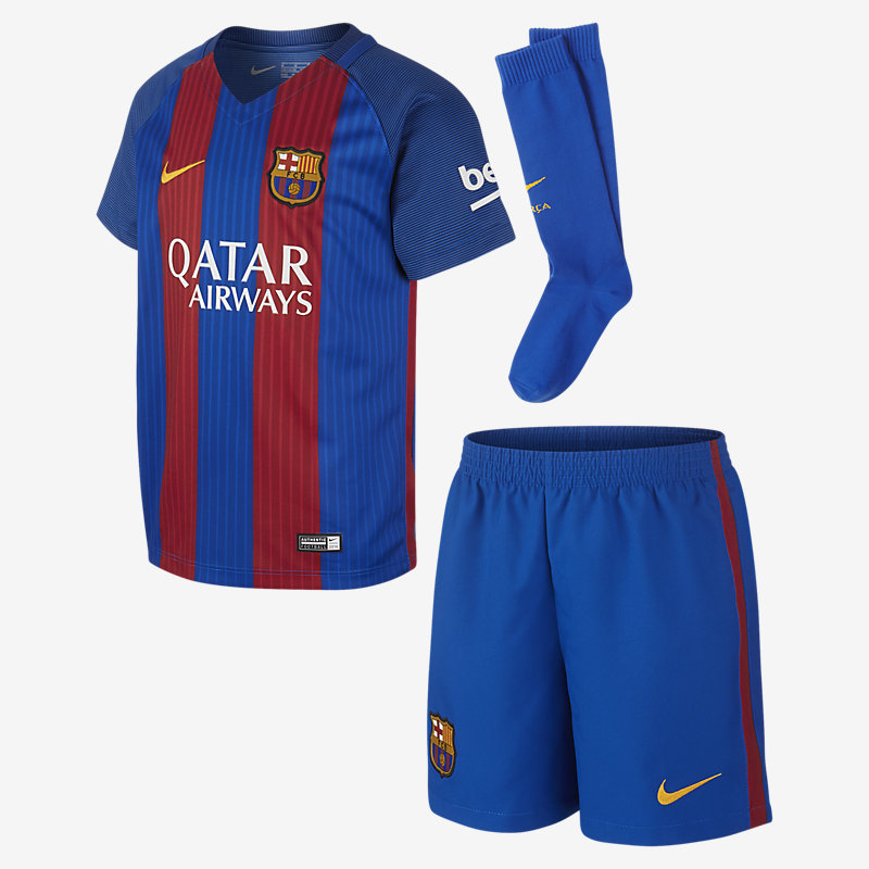 2016/17 FC Barcelona Stadium Home