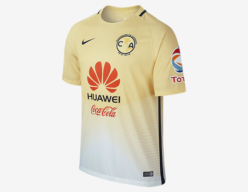 2016/17 Club America Stadium Home