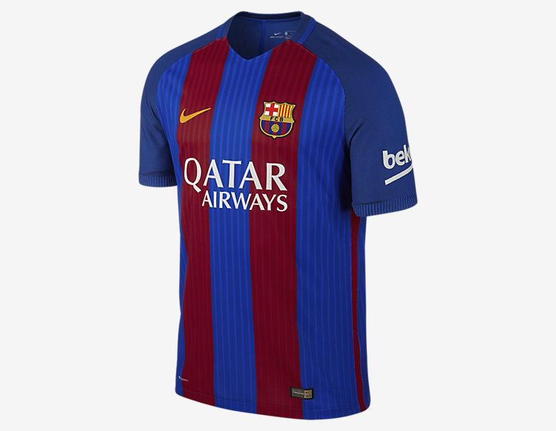 2016/17 F.C. Barcelona Vapor Match Home