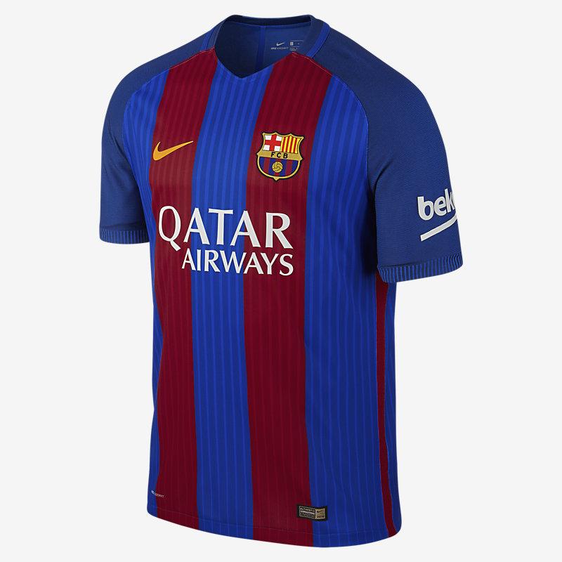 2016/17 FC Barcelona Vapor Match Home