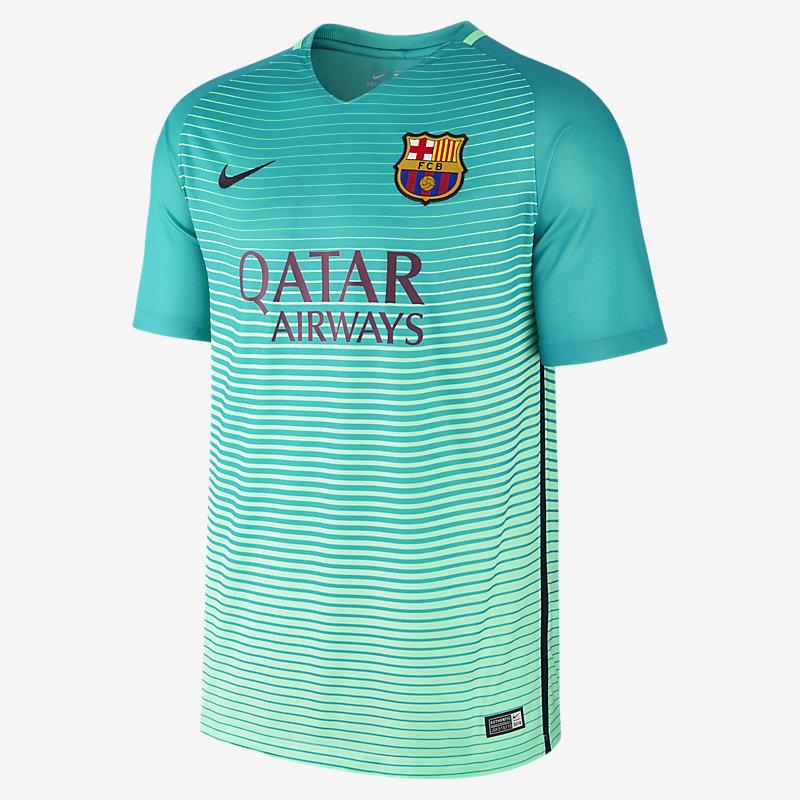 2016/17 F.C. Barcelona Stadium Third