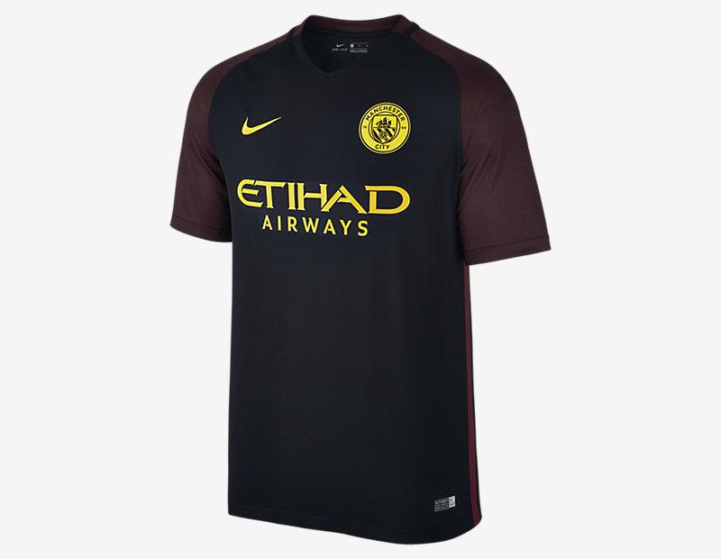 2016/17 Manchester City FC Stadium Away