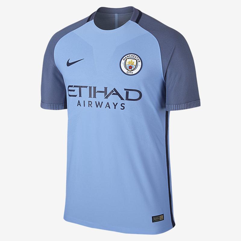 2016/17 Manchester City FC Vapor Match Home