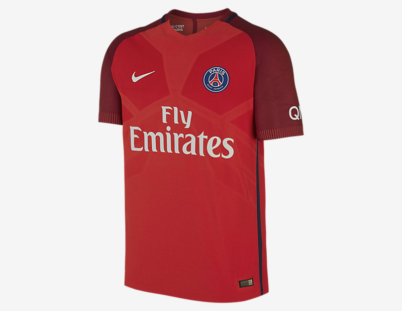 2016/17 Paris Saint-Germain Vapor Match Away