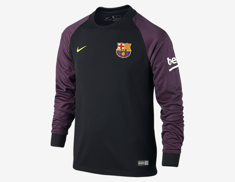 2016/17 FC Barcelona Stadium Goalkeeper