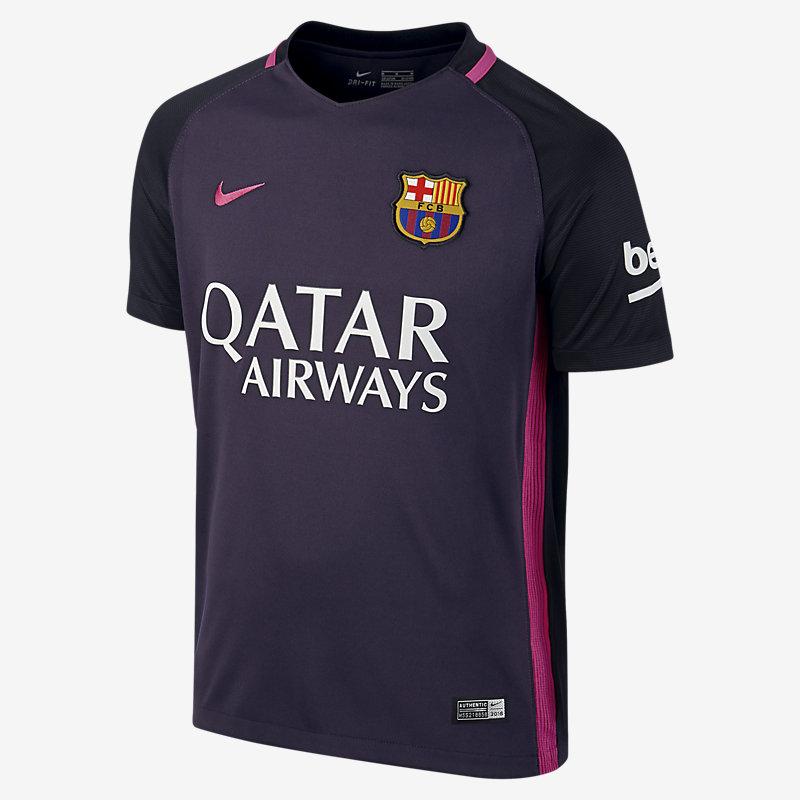 2016/17 FC Barcelona Stadium Away