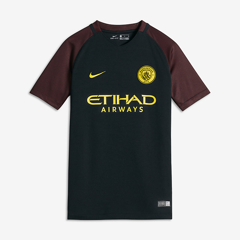 2016/17 Manchester City FC Stadium Away