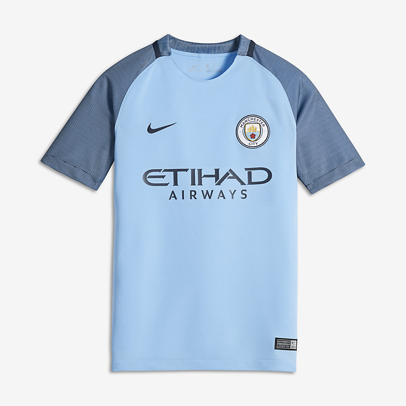 2016/17 Manchester City FC Stadium Home