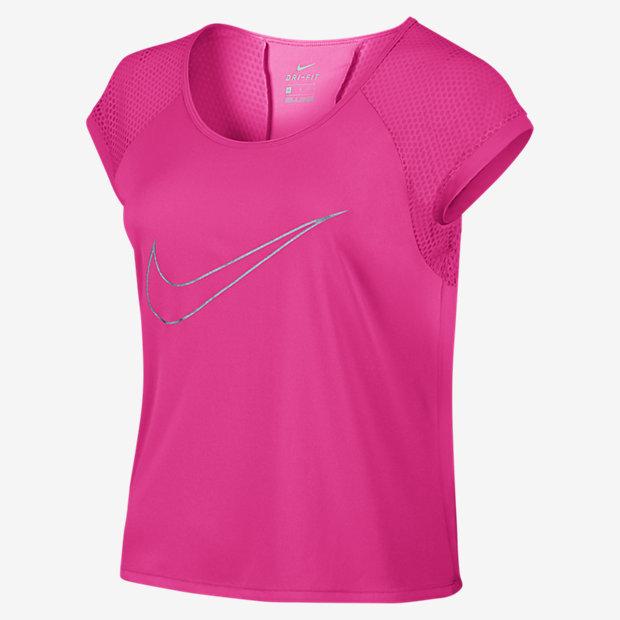 Low Resolution Nike Dry 女子跑步上衣