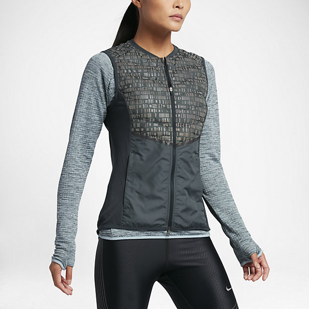 Low Resolution Nike Aeroloft Flash Women's Running Gilet ...